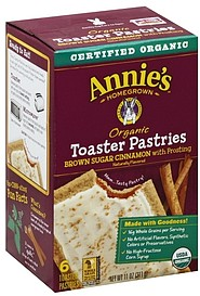 Annies Toaster Pastries