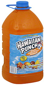 Hawaiian Punch Fruit Punch Mango Passionfruit Squeeze 1.0 gl Nutrition Information   ShopWell