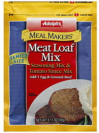Adolphs Meat Loaf Mix