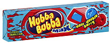 Hubba Bubba Max Sour Double Berry