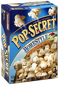 Popcorn (popped corn, popcorns or pop-corn) is a variety of corn kernel, which expands and puffs up when heated.. A popcorn kernel's strong hull contains the seed's hard, starchy endosperm with 14–20% moisture, which turns to steam as the kernel is heated. Pressure from the steam continues to build until the hull ruptures, allowing the kernel to forcefully expand from 20 to 50 times its.