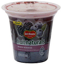 Del Monte Mixed Berries