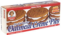 Little Debbie Cookies And Creme Cakes Nutrition