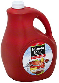 Minute maid fruit punch light
