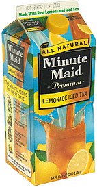 minute maid limonade