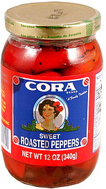 Cora Roasted Peppers