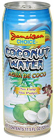 Jamaican Choice Coconut Water