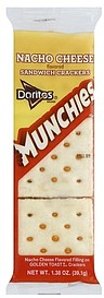 Munchies Sandwich Crackers