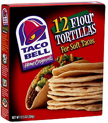 taco bell nutritional information pdf