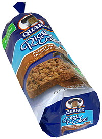 Quaker Rice Cakes Peanut Butter Chocolate Chip 7.33 oz ... Quaker Rice Cakes Nutrition Facts