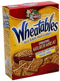 Wheatables Oven-Baked Snack Crackers