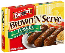 Banquet Sausage Links