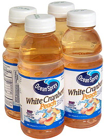 white cran peach