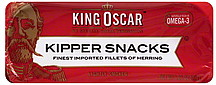 King Oscar Kipper Snacks