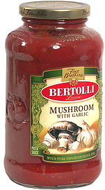 Five Brothers Pasta Sauce, Mushroom with Garlic
