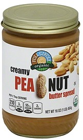 Full Circle Peanut Butter Spread
