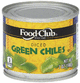 Green Chiles