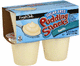Pudding Snacks