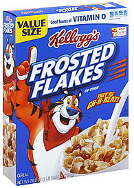 Frosted Flakes Nutrition Facts