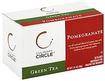 Culinary Circle Green Tea