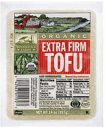 Woodstock Farms Extra Firm Tofu