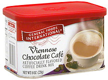 General Foods International Coffee Drink Mix