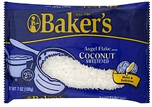 Bakers Coconut