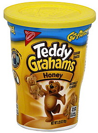 Teddy Grahams Graham Snacks