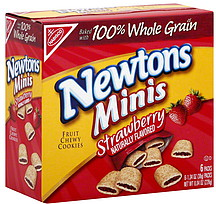 Newtons Fruit Chewy Cookies