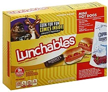 Lunchables Lunch Combinations