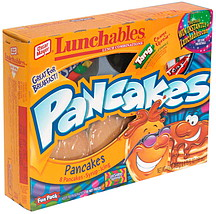 Lunchables Lunch Combinations Pancakes 1 0 Ea Nutrition