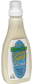 Sweet Mele's Hawaiian Surfboard Syrup