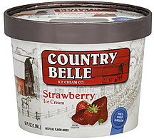 Country Belle Ice Cream
