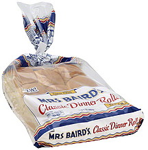 Mrs Bairds Dinner Rolls