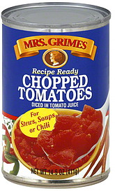 Mrs. Grimes Tomatoes