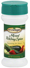 Mrs Wages Mixed Pickling Spice