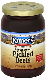 Kuners Pickled Beets