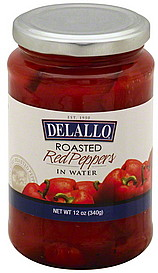 DeLallo Red Peppers