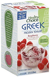 Healthy Choice Frozen Yogurt