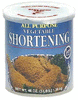 All Purpose Vegetable Shortening