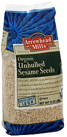 Arrowhead Mills Unhulled Sesame Seeds