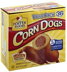 Foster Farms Corn Dogs