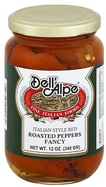 Dell Alpe Roasted Peppers