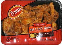 Tyson Glazed Chicken Wing Sections