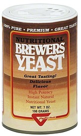 Gayelord Hauser Brewers Yeast