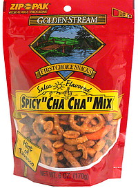Golden Stream Spicy Cha Cha Mix