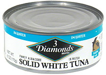 3 Diamonds Tuna