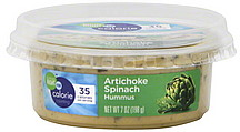 Eating Right Hummus