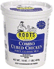 Combo Cubed Chicken Soup, White and Dark Meat