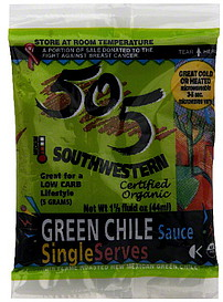 505 Southwestern Green Chile Sauce